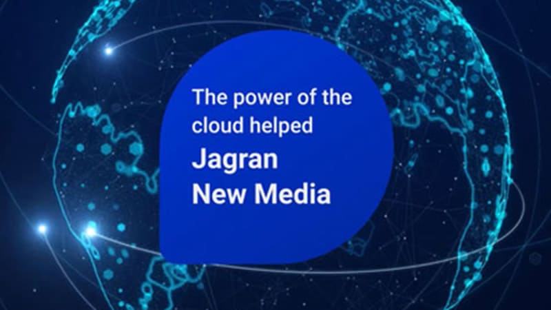 The power of the cloud helped Jagran New Media